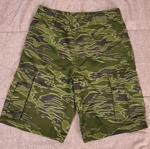 3x$20 ❤ NWT Crazy 8 camouflage kids shorts